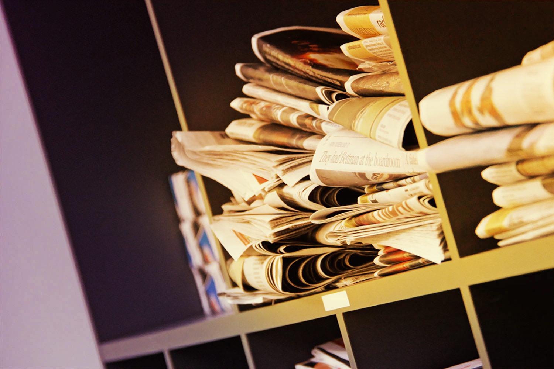 Earned Media - Newspapers