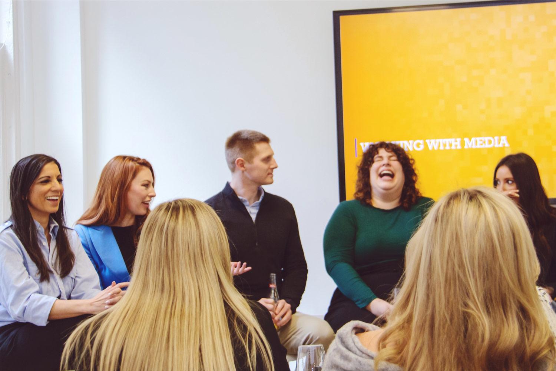 Harbinger Media Panel (Feb. 2019)
